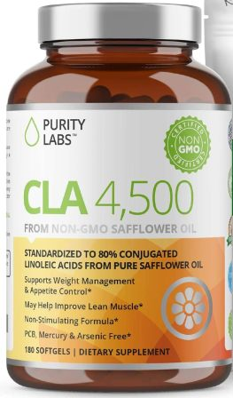 Purity Labs CLA 4500 Softgels